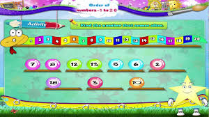 learn grade 1 maths order of numbers 1 to 20 youtube