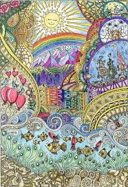 creative coloring books 497 best coloring books colored images on pinterest coloring