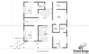3 Bhk Home Design by 3bhk Kerala Style Home Designs U2013 Kerala Home Design