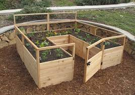 Raised Beds For Gardening Elevated Garden Beds For Your Standing Gardening Needs