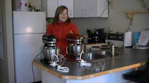 Artisan Kitchenaid Mixer by Kitchenaid Classic Vs Kitchenaid Artisan Mixer Review Youtube