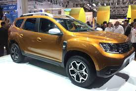 renault duster 2017 automatic 2018 dacia duster revealed at frankfurt video carbuyer