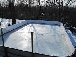 homemade ice rink chiller crazy homemade