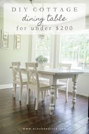 picnic table dining room sets 766 best dine shabby images on pinterest shabby chic dining