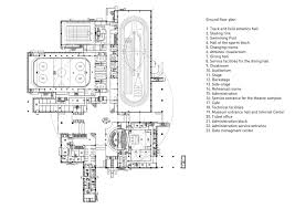 used car floor plan palace of schoolchildren studio 44 architects archdaily