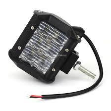 Led Light Bar Driving Lights by 4 30w Cree Chips 5d Led Light Bar External Lights Off Road Driving