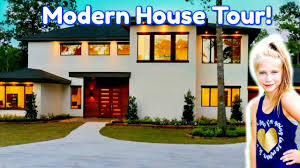 Modern Hosue by New Modern House Tour Custom House Tour For Kids Family Fun