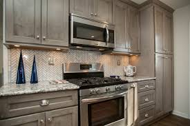 grey stained shaker kitchen cabinets heritage norris gray kitchen cabinets bargain outlet