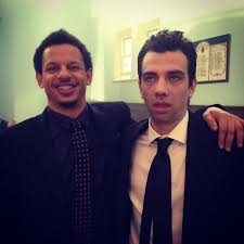 Seeking Eric Andre Baruchel Eric Andre Eric Was Clearly