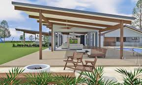 home design by outdoor living and entertaining is part of the australian way of