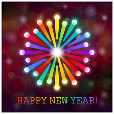 happy new years card clipart happy new year card