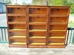 Arts And Craft Bookcase Bookcase Stackable Lawyers Bookcase Arts And Crafts Bookcase