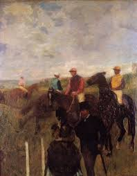 Maurice Barnes Racehorse Trainer 43 Best Dagas Painting Images On Pinterest Edgar Degas Horse