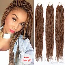 feathers in hair 18 synthetic mambo twist crochet braid hair senegalese