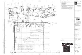 Floor Plan Of A Bank by Gallery Of Petzl North America Headquarters And Distribution