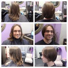 hair transformation mens haircut before and after yelp