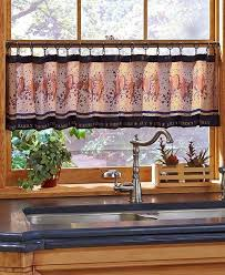 hearts and kitchen collection country kitchen collections window valance and hooks faith family