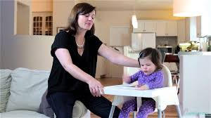 Ikea Baby Chair Ikea Antilop Highchair Video Review From Weespring Youtube