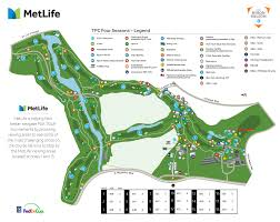 Dallas Tx Zip Code Map by At U0026t Byron Nelson Course Details U0026 Map