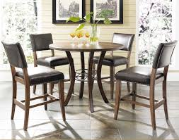 round counter height table by hillsdale wolf and gardiner