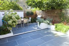 chic garden small design gardens london modern garden