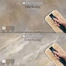 original faux finish paint technique original sheepskin paint pad