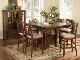 High Dining Room Tables Bar Height Dining Table Sets Webartisan Me