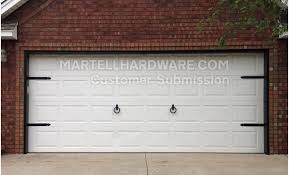 agave ironworks wrought iron decorative garage door kits