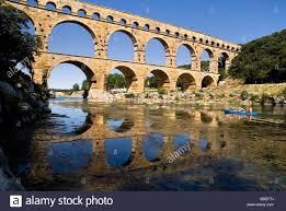 france provence cote d u0027azur pont du gard roman aqueduct view from