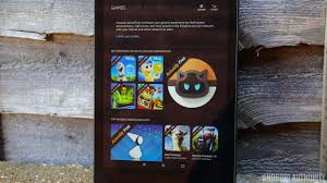 amazon underground apps black friday amazon fire hd 10 hands on impressions