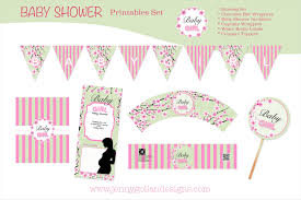 baby shower party set jenny gollan designs