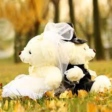 christmas gifts 20cm wedding teddy bear plush toys cute soft