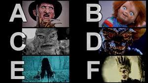round 6 horror characters xlc monster table quiz halloween 2014