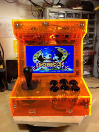 Turn A Coffee Table Into An Awesome Two Player Arcade Cabinet by Diy Arcade Cabinet Kits More Porta Pi Arcade Kit