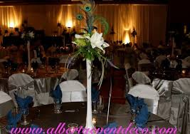 Tower Vase Centerpieces Peacock Feather Eiffel Tower Vase Weddingbee Photo Gallery