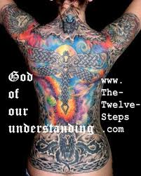the 3rd step illustrated and third step prayers tattoos god to