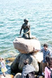 copenhagen denmark may 18 the little mermaid one of the
