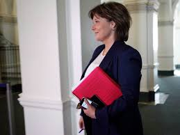 Christy Clark Cabinet Former B C Premier Quits As Liberal Leader And As Member Of