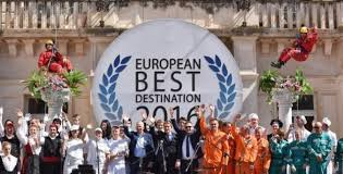 officially receives european best destination 2016 title
