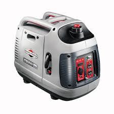 briggs u0026 stratton 1600 watt powerstart series inverter generator