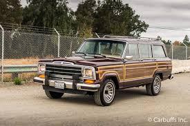 1969 jeep wagoneer 1987 jeep grand wagoneer concord ca carbuffs concord ca 94520