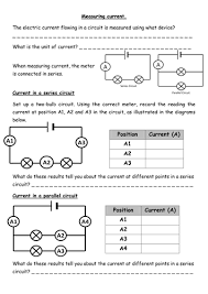 measuring current u0026 voltage electrical circuits by grahamcarden