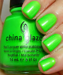 let them have polish china glaze summer neons 2012 swactches