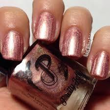 hamilton musical inspired nail polish indie nail lacquer