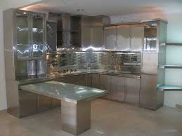 Lowes Stainless Steel Kitchen Cabinets Lowes Kitchen Design Ideas - Stainless steel backsplash lowes