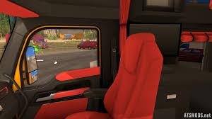 Kenworth T680 Reddy Interior Mod Ats Mods
