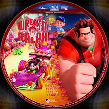 covers box sk wreck ralph quality dvd blueray movie