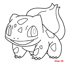 bulbasaur coloring pages www bloomscenter com
