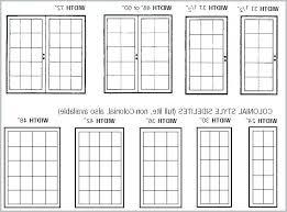 Standard Door Width Exterior Door Sizes Average Width Of Doors C2bb Searching For Best