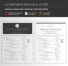 How To Make Resume Stand Out Online by Personalize A Modern Resume Template In Ms Word